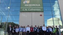 Expertos internacionales en gestión de emergencias realizan un seminario en la central de Cofrentes