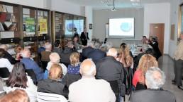 La central nuclear de Cofrentes participa en la reunión anual del Comité de Información