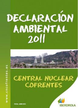 2011 - Declaración ambiental