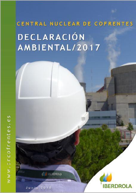 2017 - Declaración ambiental
