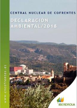 2018 - Declaración ambiental
