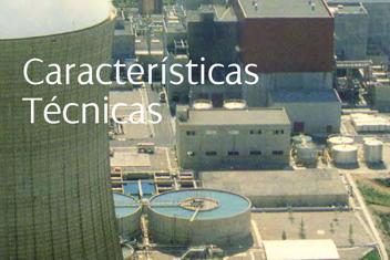 Características técnicas de la Central Nuclear de Cofrentes