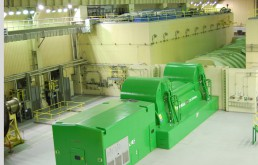 Características Técnicas - Turbina y Generador -1