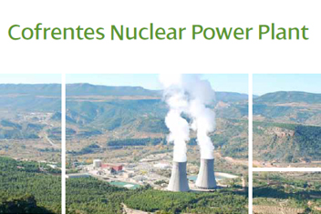 Brochure - General Information of Cofrentes nuclear power plant