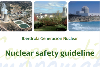 Brochure - Nuclear safety guidelines of Cofrentes nuclear power plant