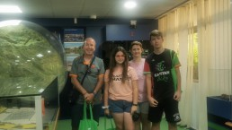 16 July - Garrido Ruiz family, Granada
